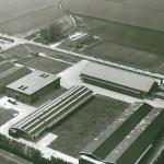 1. Luchtfoto veilinggebouw