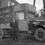 Aardappelhandel T. Nieuwkerk in 1929