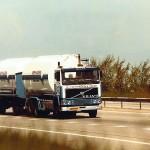 Een Volvo van Verhagens Meelfabriek