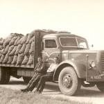 Firma Reijnders aardappelvervoer