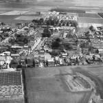 Luchtfoto Fijnaart 1966