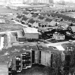 Luchtfoto Fijnaart 1978