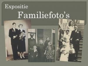 Uitnodiging Familiefotos