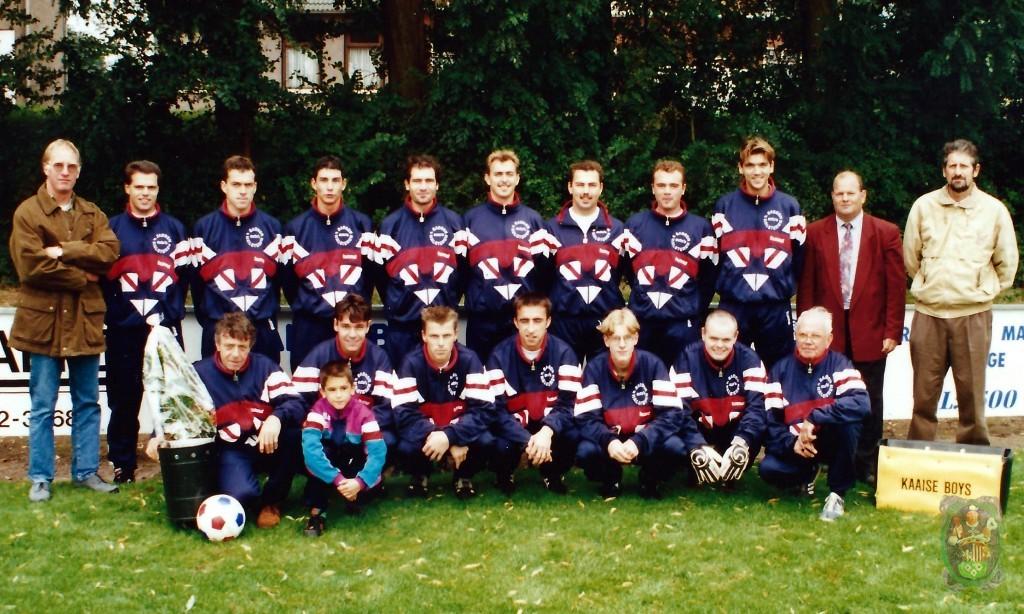 voetbal 1990